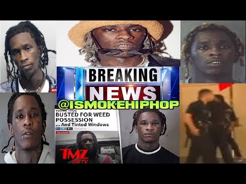 Young Thug arrested AGAIN!!! For Failed Drug Test...BAIL REVOKED!! Mp3