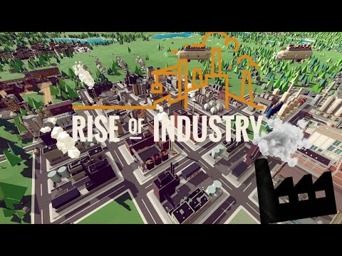 Researching tunnels and bridges! | Rise of Industry |