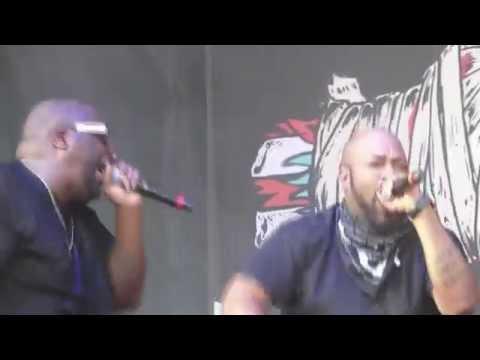 Run The Jewels featuring  Bun B  Big Beast Live at ACL