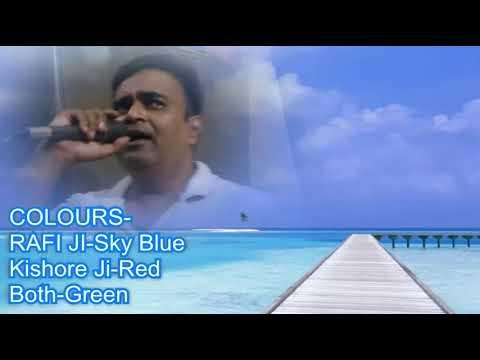 Salamat rahe dostana hamara karaoke movie dostana by Rajesh Gupta