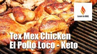 Tex Mex Chicken - Recipe