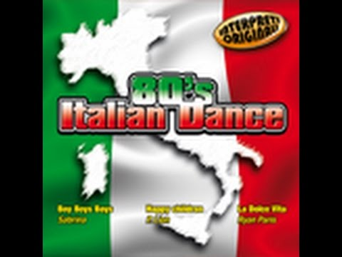 The Best 80's Italian Dance Music