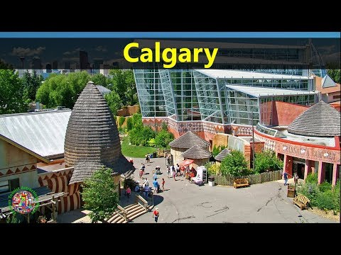 Best Tourist Attractions Places To Travel In Canada | Calgary Destination Spot