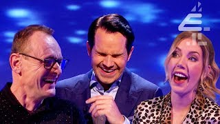 Jimmy Carr & Sean Lock in Tears During the GREATEST Bluffs on 8 Out of 10 Cats