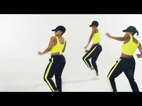 Nyashinski - Free (official Dance Moves Video)