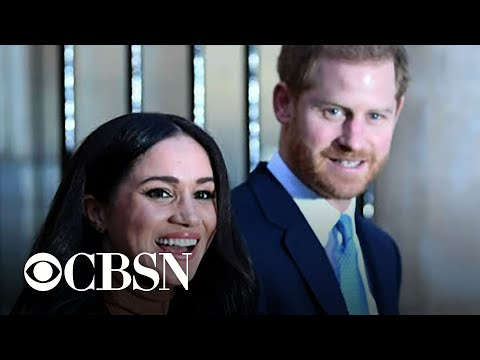 Coe Lewis - Harry and Meghan Quitting Royal Family? Or Duties?  WHAT?