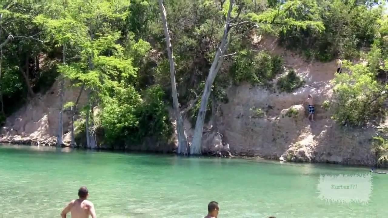 Swimming Frio Rio River Youtube