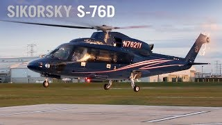Sikorsky's New S-76D Evaluated by Former North Sea Helicopte…