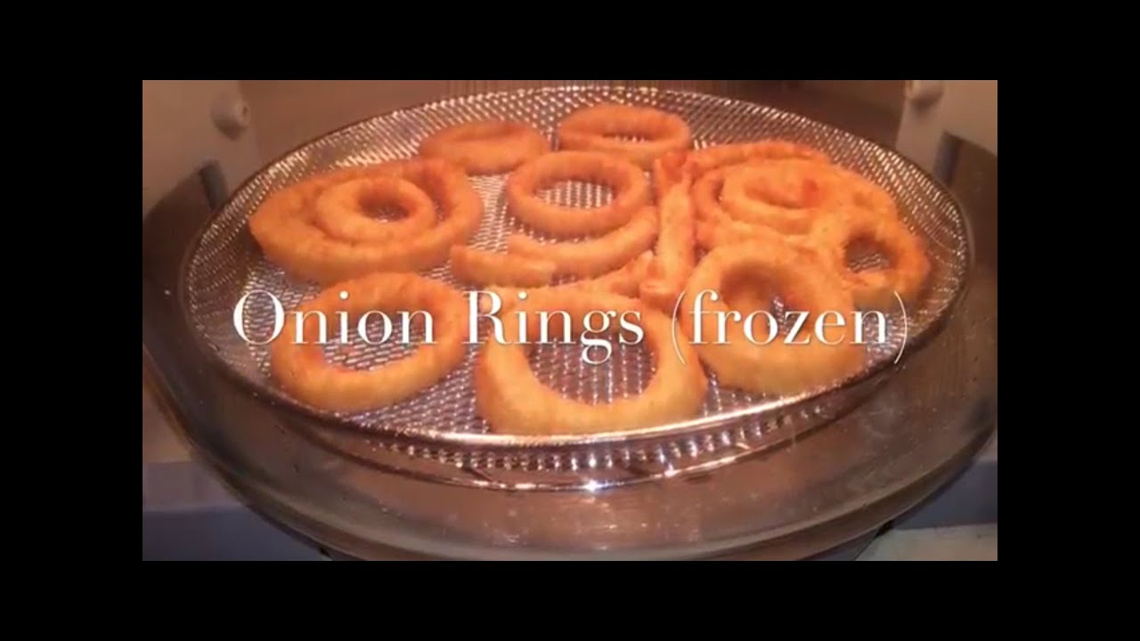how to cook onion rings without a deep fryer