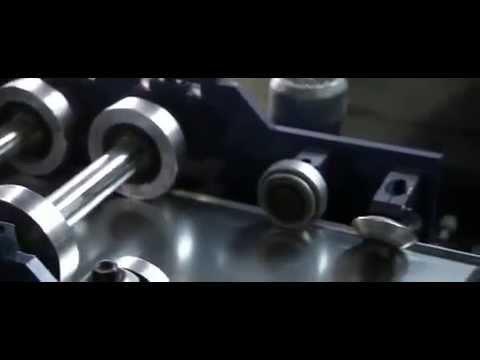 Производство профиля из оцинкованной стали
