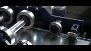 Производство профиля из оцинкованной стали(На своей производственной базе мы запустили в эксплуатацию линию по производству профилей для строительн..., 2014-10-03T13:05:55.000Z)