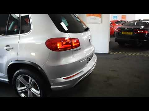 2015 65 VOLKSWAGEN TIGUAN 2.0 R LINE TDI BLUEMOTION TECHNOLOGY 4MOTION 5d 148 BHP