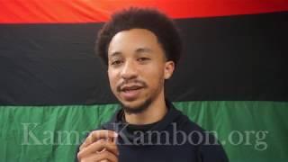 Kamau Kambon Testimonials Mason
