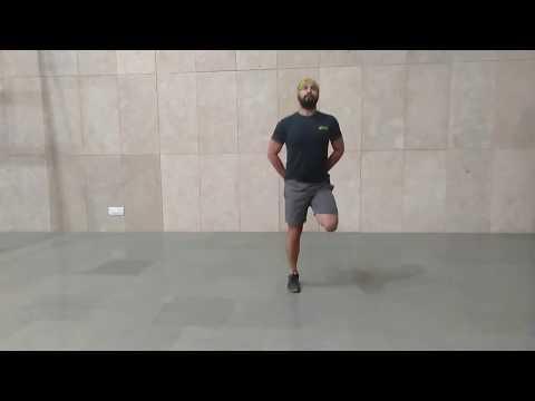Buttock Kicks