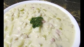 Episode 3, Razor Clam Chowder