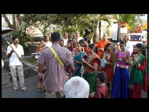 Durga Puja; La Gaulette, Mauritius 2011