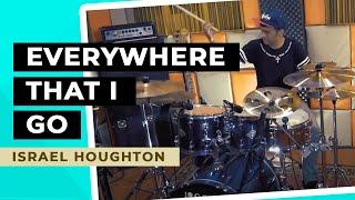 Noel Silalahi - Everywhere That I Go (Israel Houghton) Drum Cover