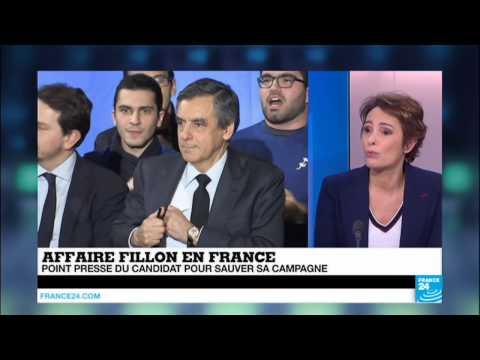 Penelopegate : de nouveaux éléments à charge, François Fillon contre-attaque