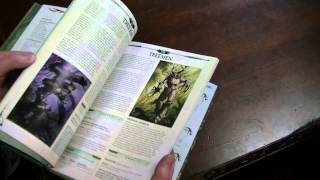Wood Elves Book Review Part 01- Blue Table Painting