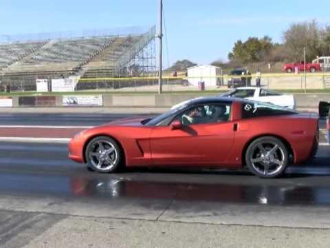 2006 Chevrolet Corvette Ls2 14 Mile Drag Racing Youtube