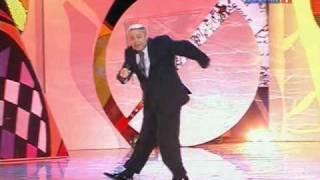 Петросян танцует рок-н-ролл