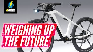 Future E Bike Technology Part 2 | Are Lightweight Electric Mountain Bikes The Future?