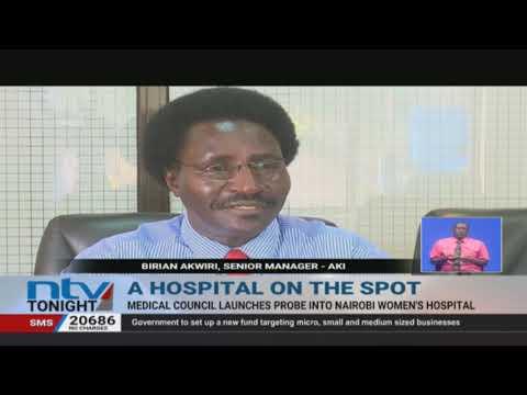 Leaked conversations show how Nairobi Women's Hospital exploits patients