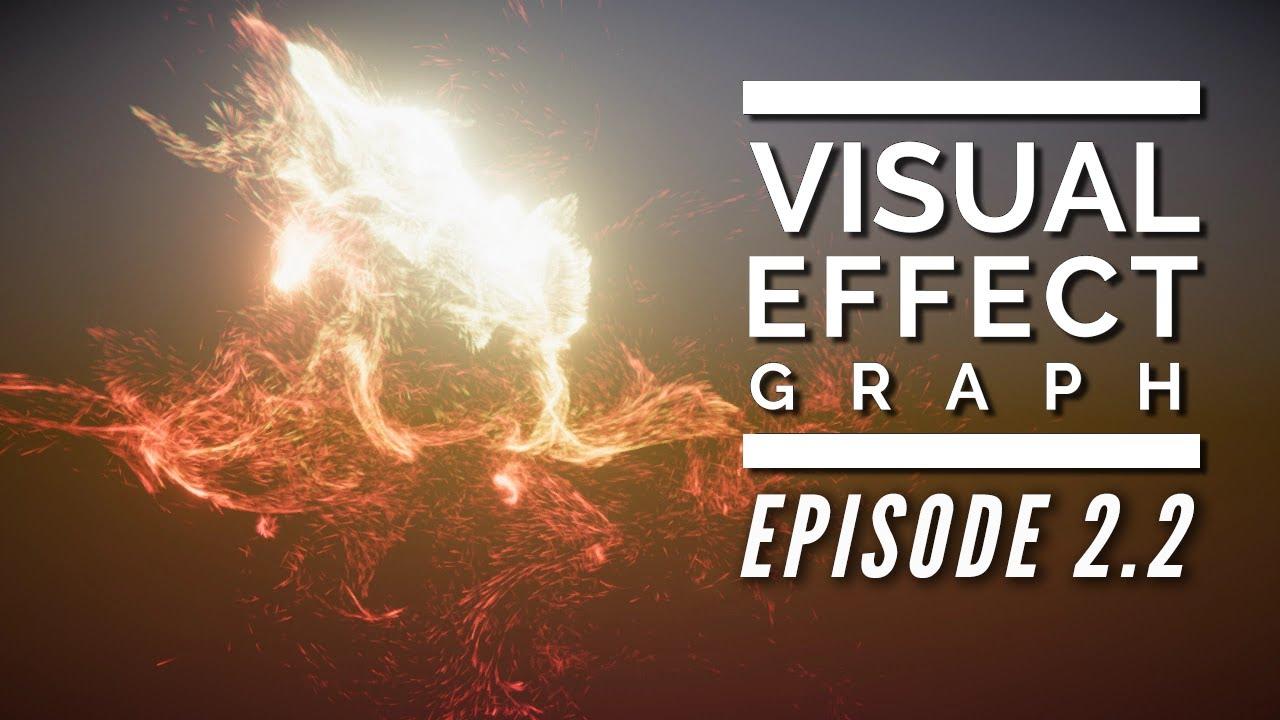 UNITY VFX GRAPH Episode 2: Simple Graph (2/2)