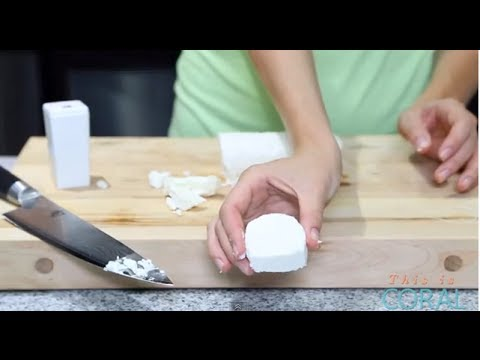 The Domestic Geek: How to Cut Soft Cheese!