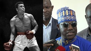 Time for Africa    quand Idrissa Diop rend Hommage à Mohamed Aly et Jo Ouakam