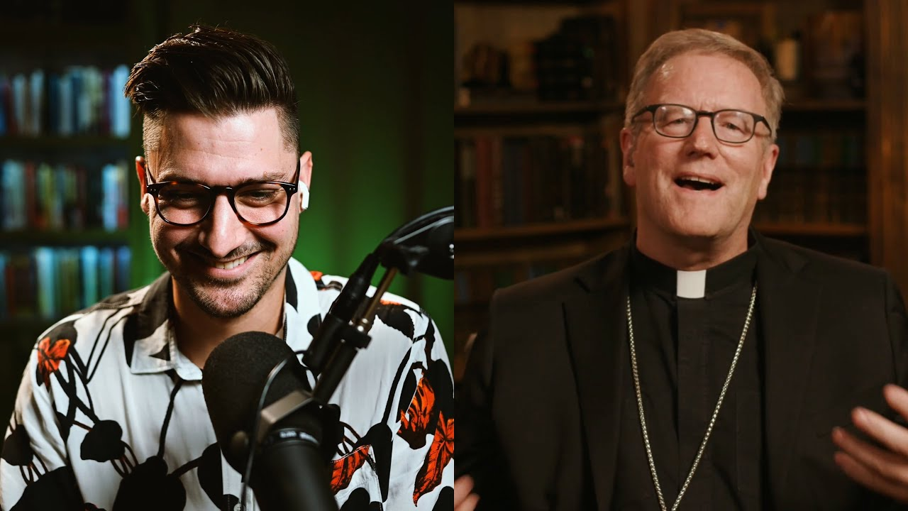 Bishop Robert Barron on Catholicism, Beauty, and Exorcisms (full interview)