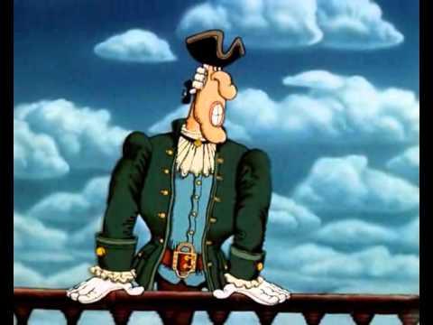 Остров сокровищ мультфильм 1989 без песен