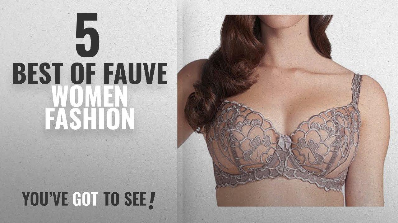 d0609b55067c2 Fauve Women Fashion  2018 Best Sellers   Fauve Fantasie 0311 Chloe U W  Plunge Non Padded Vertical