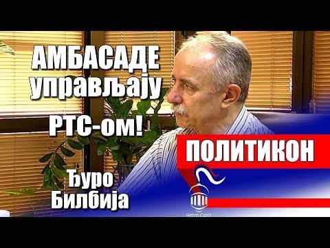 Надзорници из амбасада контролишу РТС! - Politikon - Политикон - HelmCast