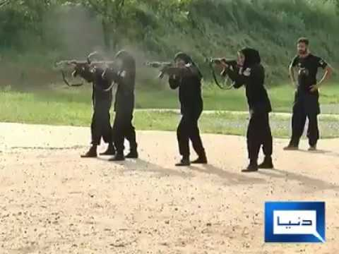 COUNTER TERRORISM FORCE ISLAMABAD POLICE-Dunia TV