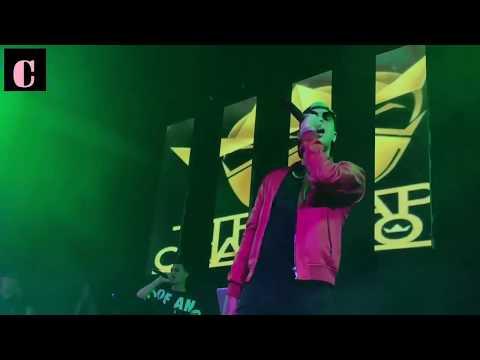 Noriel Ft Yandel, Nicky Jam - Desperté Sin Ti En Vivo