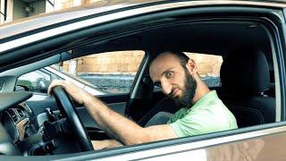 Московские водители глазами Омара Алибутаева