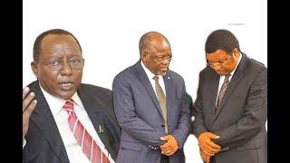 Simu ya Rais Magufuli, Waziri Mkuu Majaliwa kwa Waziri Mkuu mstaafu Sumaye