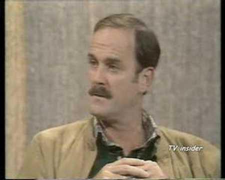 Parkinson BBC John Cleese 80s