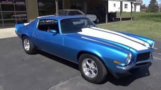 RossCustomsMI.com - SOLD SOLD - 1970 Chevrolet Camaro Z28 - $31,900