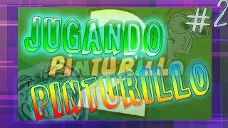 JUGANDO PINTURILLO #2 - Pedro Pazo-
