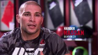The Ultimate Fighter 25: Hayder Hassan Bonus Clip