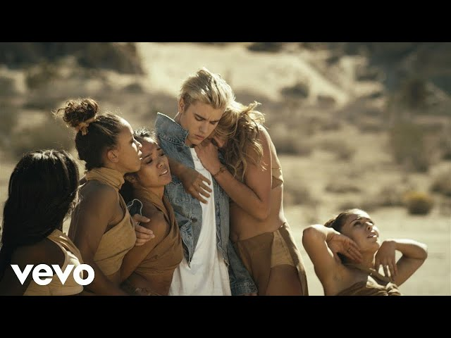 Justin Bieber - PURPOSE : The Movement
