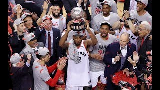 Raptors victory sends team to NBA Finals in franchise first