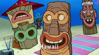 All 50 United States Portrayed by SpongeBob