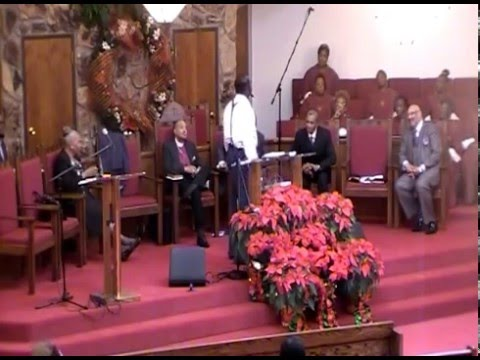 Greater Victory Temple Sunday Service December 13, 2015