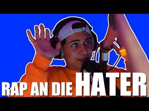 Rap An Die Hater - Lukas Rieger Show 😍