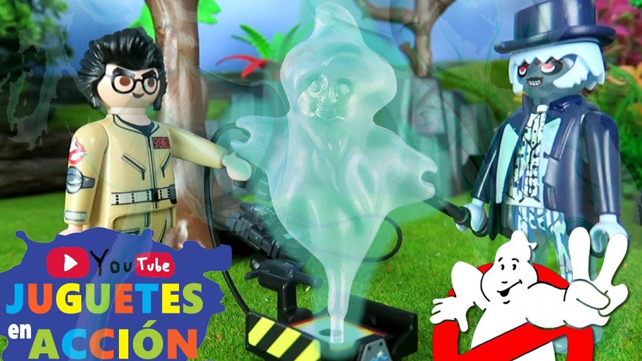 Fin Pelicula El La De Español Playmobil Los Ghostbusters RLA453j