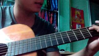 dem buon tinh le - borelo guitar