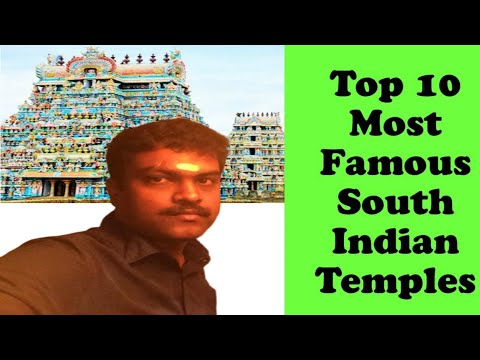 South Indians Temples